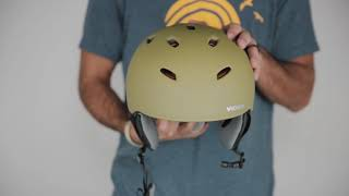 Alta Bluetooth Helmet Headphones