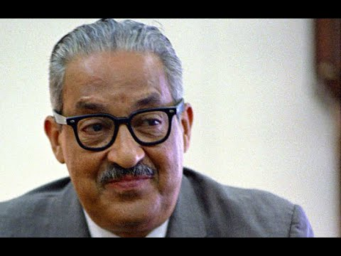 Thurgood Marshall: The Definitive Biography of the Great Lawyer and Supreme Court Justice (1999)