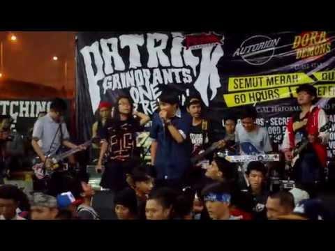 Dorademons - Skutermatik (Cover) Live at Puink Skatepark Jakarta