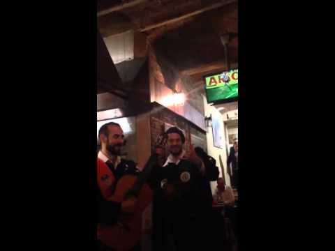 Paella music in Barcelona