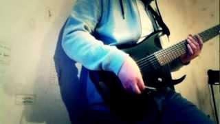 Download Нас не догонят (ТАТУ dubstep remix) - djent cover (Andrey Menshikov) Mp3 and Videos