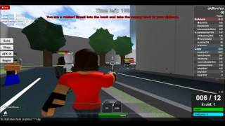 Cops and Robbers (Roblox)