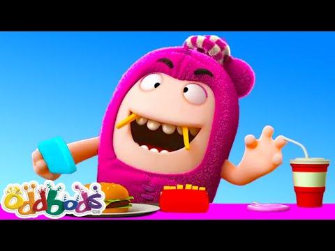 Oddbods ? Online En İyi Oddbods Bölümleri ⏩ Çocuklar Için Çizgi Filmler