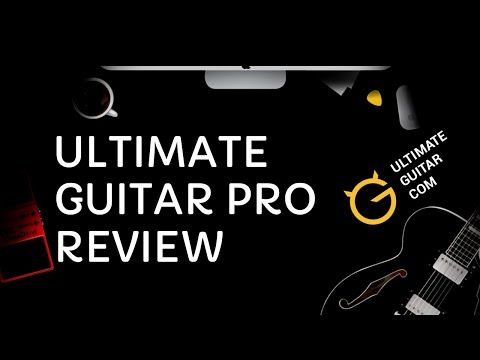 Ultimate Guitar Pro Review