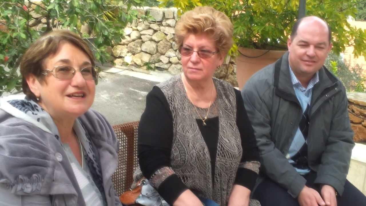 Отзыв об экскурсии в Израиле - Татьяна и Владислав 02.2013
