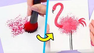 10 Einfache Und Coole Tricks Zum Zeichnen