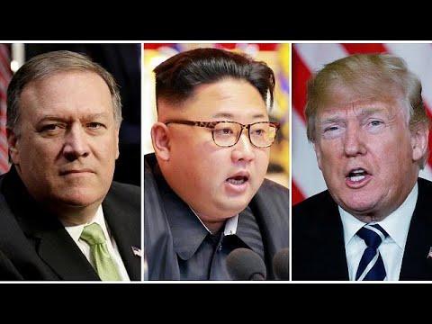Diretor da CIA reúne-se com presidente da Coreia do Norte