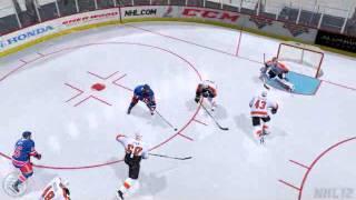 NHL 12 (PS3) Winter Classic Goal - Brandon Dubinsky