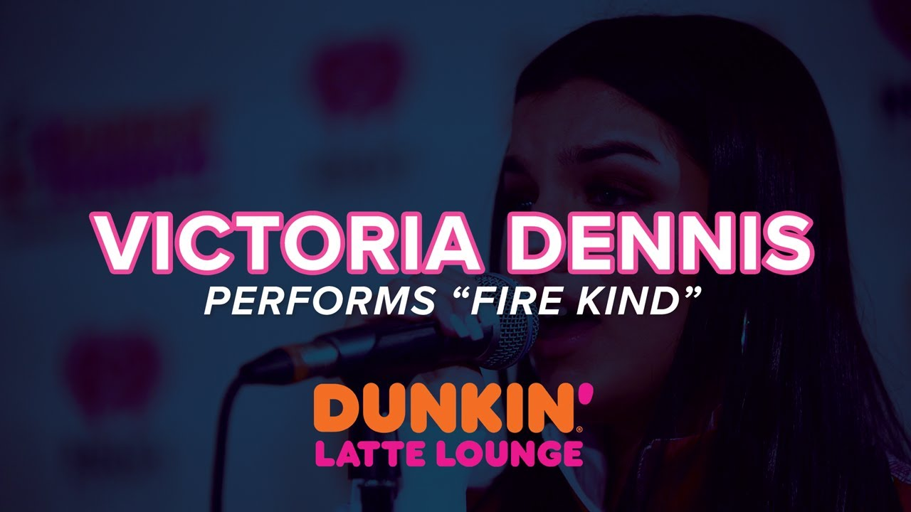 Victoria Dennis Performs 'Fire Kind'