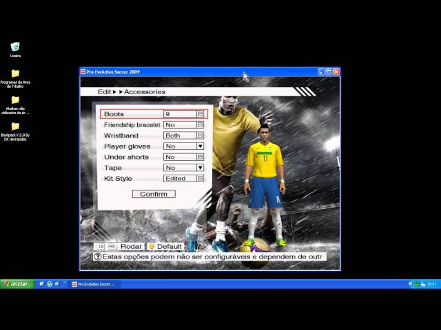 Neymar face pes 2009 Videos De Viajes