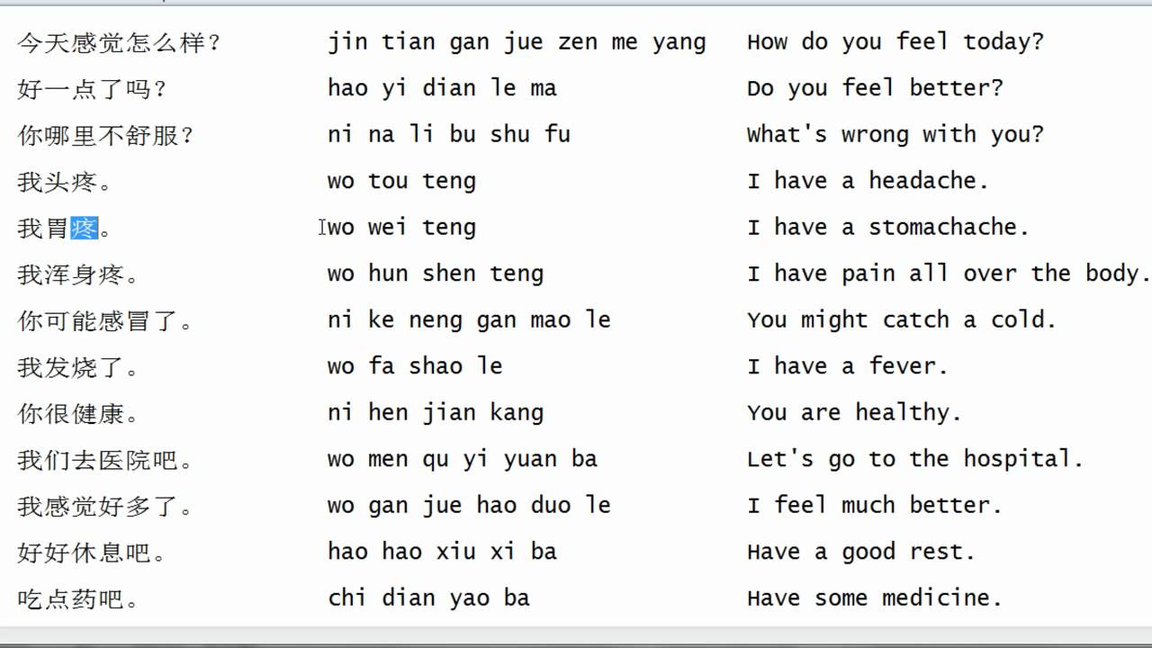 how to write i love you in chinese