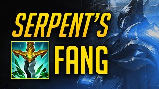 Serpent's Fang Zed Mid | Laceration