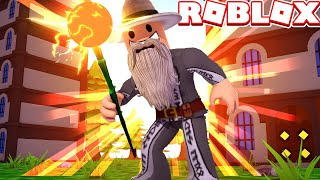 FIRE MAGE AGAINST ALL! ROBLOX