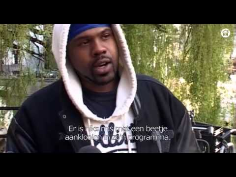DJ Mathematics van Wu-Tang interview door House of Hip Hop