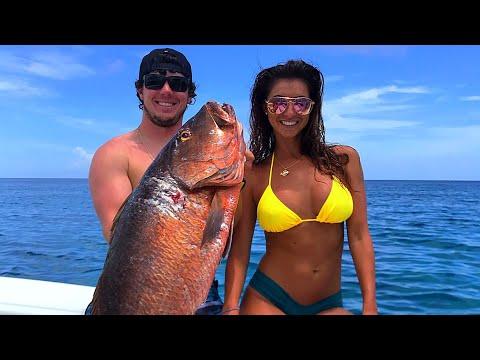Epic 4th Day | Bahamas |Cubera Snapper