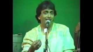 Ajit Kadkade Bhajan Marathi (Sahaja Yoga Music) Shri Mataji Birthday Concert 1998 New Delhi India