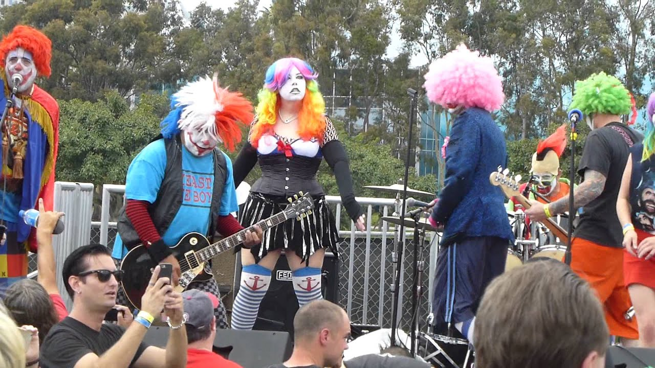 clown punk Hi folks, good work today - i think we just about cracked the clown punk by the end of the lesson here's a quick recap of some of the key ideas from.