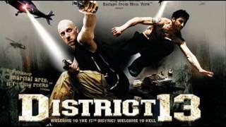 13 Район District 13 Саундтрек Soundtrack
