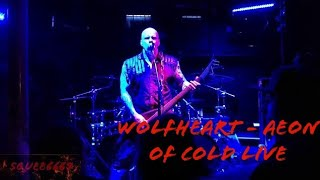 Wolfheart - Aeon of Cold Live - Salt Lake City In the Venue 03/23/19