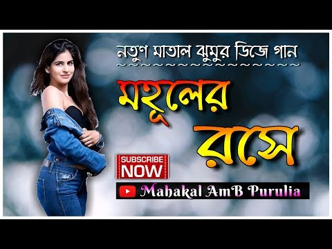 New Purulia DJ song || মহূলের...