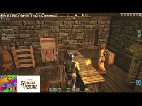 Shroud of the avatar R44 changes where have the vendors gone in owls head
