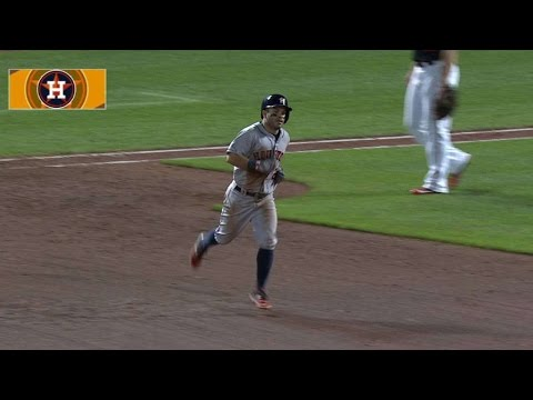 HOU@BAL: Altuve belts 20th homer in the...