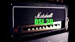 Marshall DSL 20HR (Affordable AND Good?)