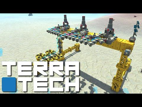 NEW AWESOME GEO BASE! - Terra Tech