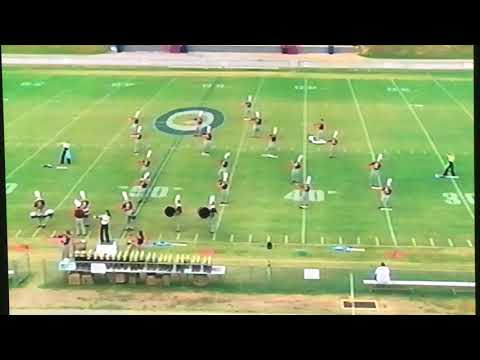 "Thorsby High School Band ""M"""