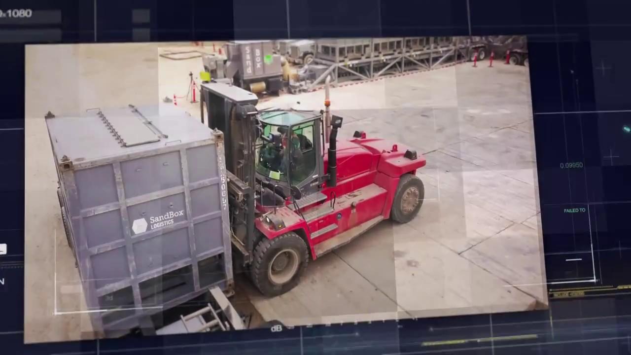 Sandbox Logistics | Overview