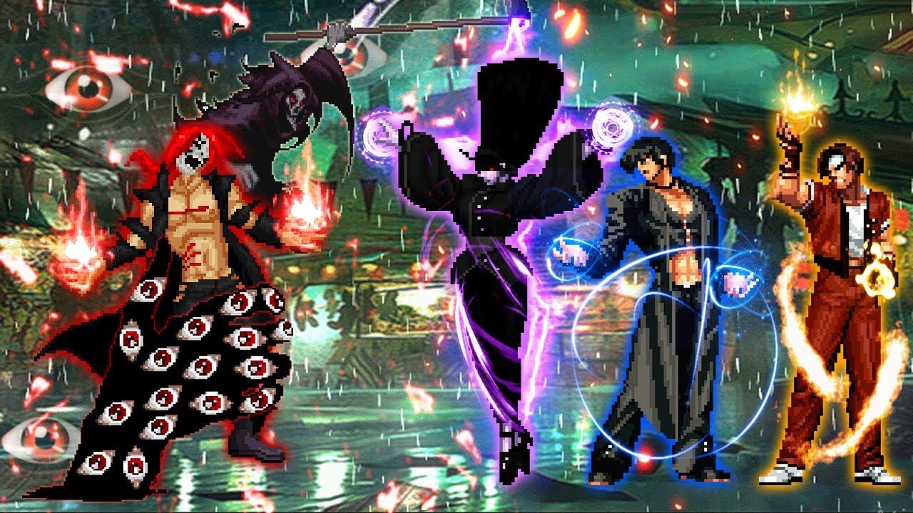 Download Lord Ravenous VS Three Sacred Treasures Team | .M.U.G.E.N.