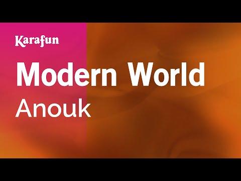Modern World - Anouk | Karaoke Version | KaraFun