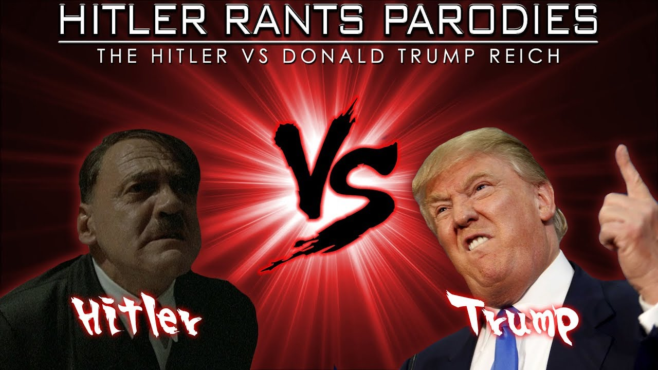 Hitler Vs Trump