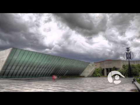 Ciudad Universitaria UNAM | Timelapse