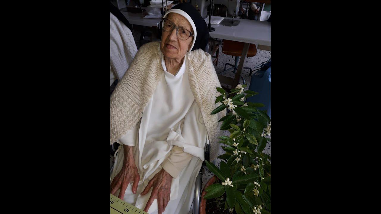 Homenaje a Madre Sacramento Merayo Cobo