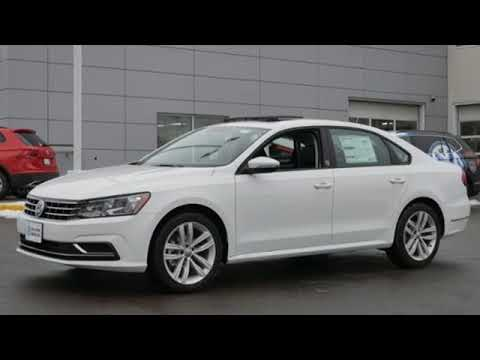 New 2019 Volkswagen Passat Saint Paul MN Minneapolis, MN #89219