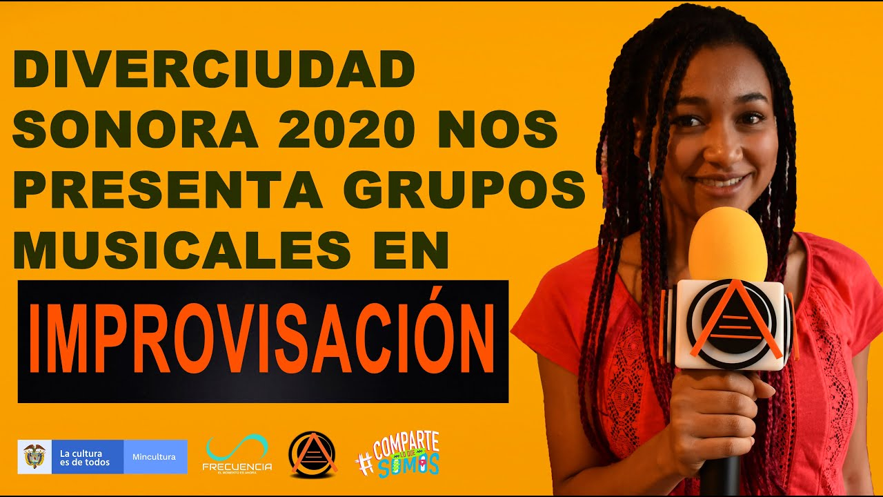Diverciudad Sonora 2020 nos presenta grupos musicales en improvisación