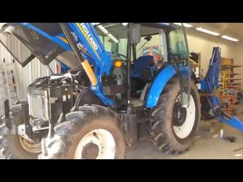 hqdefault new holland t4 95 fuel filter change youtube New Holland T4.75 Cab at edmiracle.co