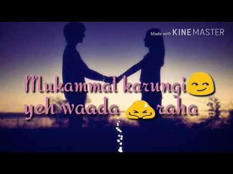 Mulaqatein Adhuri Rahi/tera Zikr/female Version