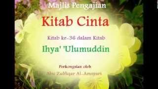 Video Kitab Cinta 6 (Syarah Ihya 886-891) download MP3, 3GP, MP4, WEBM, AVI, FLV Juni 2018