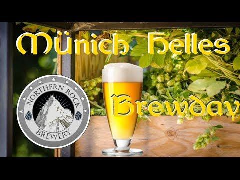 Brew Day - Munich Helles