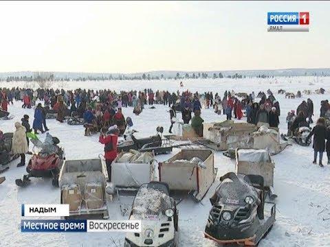 Побороться за Кубок губернатора: на День оленевода в Надым приехали 17 команд со всего Ямала