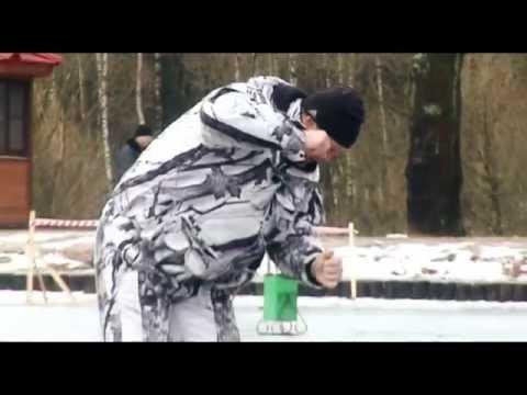 зимняя ловля сига на платнике