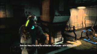 Dead Space 3 PC Gameplay On (Intel Core I5 2500K And Hd 3000 Graphics)