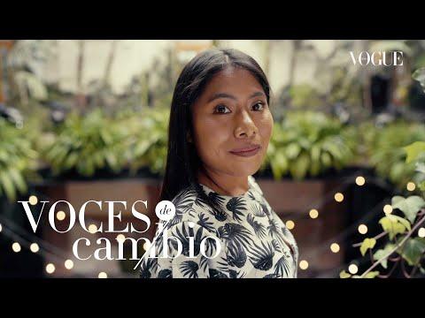 Yalitza Aparicio en la Portada de Vogue México - Enero 2019