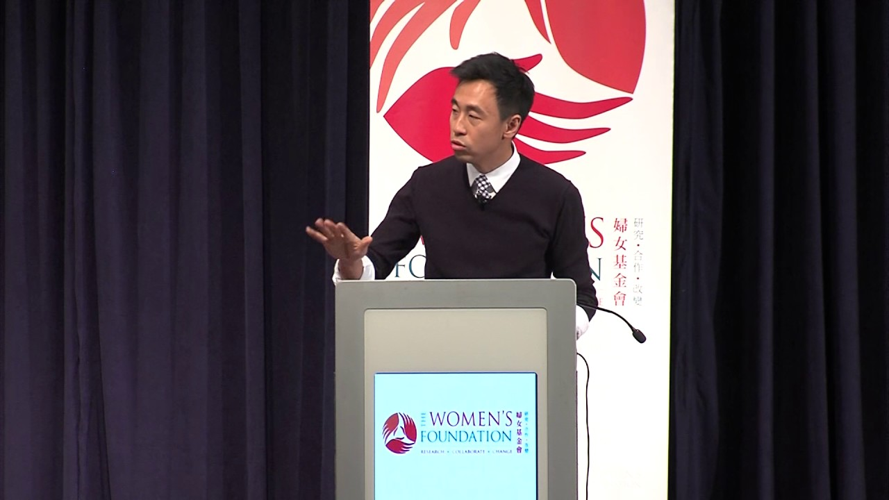 TWF IWD Lunch 2017 Keynote - Gary Liu - YouTube