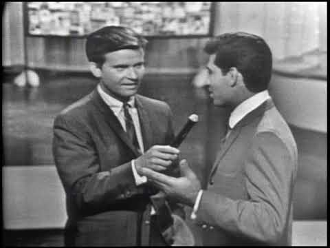 American Bandstand 1965- Interview Steve Alaimo