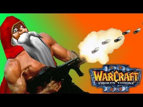 Защити свой дом в warcraft!
