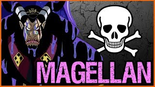Magellan: The Warden Of Impel Down - One Piece Discussion