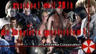 Resident Evil 20th: Die komplette Geschichte - Vorgeschichte #01